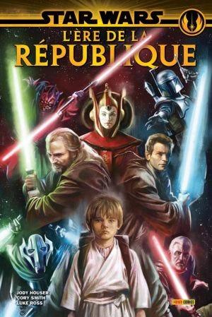 STAR WARS DELUXE: STAR WARS - L'ERE DE LA REPUBLIQUE (STAMPA