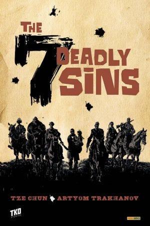 SEVEN DEADLY SINS - TKO STUDIOS