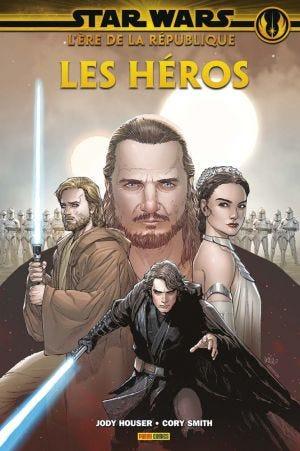 100% STAR WARS: L'ERE DE LA REPUBLIQUE - HEROS