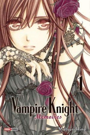 RISTAMPA VAMPIRE KNIGHT MEMORIES N.1