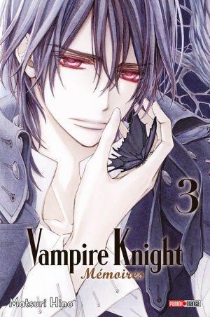 VAMPIRE KNIGHT MEMORIES N.3