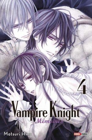 VAMPIRE KNIGHT MEMORIES N.4