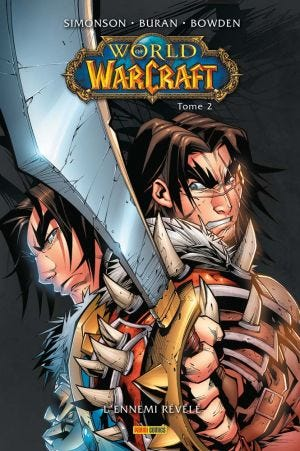 WORLD OF WARCRAFT COMICS T02