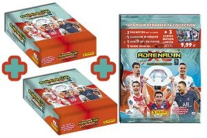 Foot Adrenalyn XL™ 2021 - 2022 - Le pack ultime