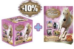 Un Amour de cheval - Le pack du cavalier expert