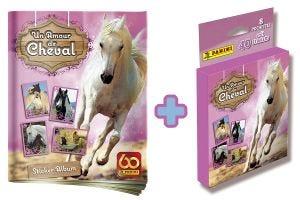Un Amour de cheval - Le pack du cavalier débutant