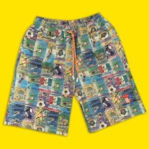 Shorts Panini Calaciatori
