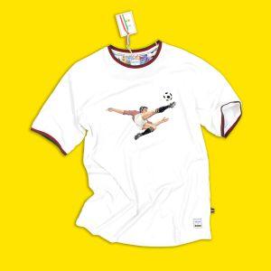 T-shirt Rovesciata Panini