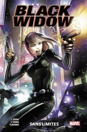 100% MARVEL: BLACK WIDOW (2019)