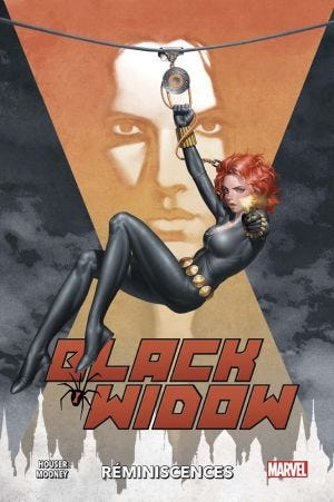 100% MARVEL: WEB OF BLACK WIDOW