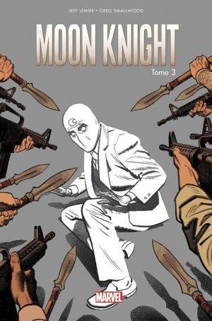 100% MARVEL: MOON KNIGHT ANAD 3