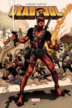 Deadpool : Guerres très très secrètes