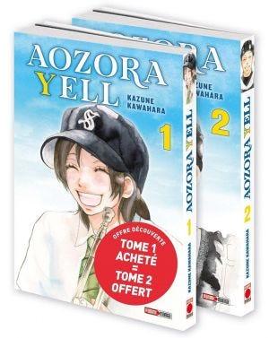 Aozora Yell Pack découverte T01 acheté + T02 offert
