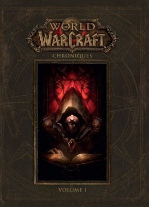 WORLD OF WARCRAFT : CHRONICLES N.1
