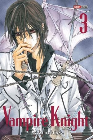 VAMPIRE KNIGHT NEW EDITION N.3 (BUNKO)