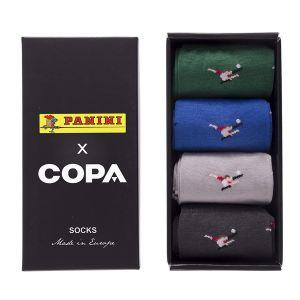 Paires de chaussettes Panini x Copa